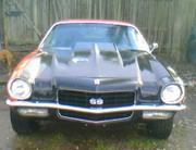 1973 Camaro SS Protour