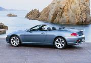 BMW 650ci Car Rentals