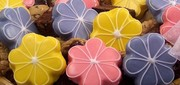 Spring Cookie Box and Cookies Bouquet at Ingallina's Shop