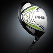 Ping Rapture V2 Driver with High Launching and Low Spinning