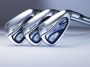 The History Clubs JPX 800 Irons in Mizuno Golf