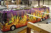 Vehicle Graphics- The most productive marketing investment.