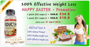 Great offer! Easter Promotion of Reductan just for € 34.9!!!