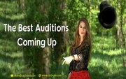 Top acting & modeling auditions-get free job notifications