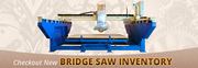 Used bridge saw for sale