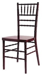 Mahogany Chiavari Chair at Wholesale Chairs and Tables Discount Larry