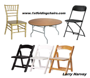 Get the Best Furniture Deals at 1st Folding Chairs Larry Hoffman