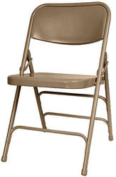 Get Discount Folding chairs tables from Larry Hoffman now