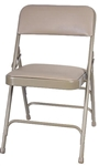 Beige Folding Chair for sale
