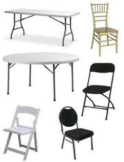 Discount Offers on Folding Chairs Tables from Larry