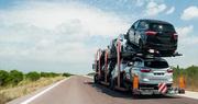 Car transportation shipping company at  SAN ANTONIO,  TX