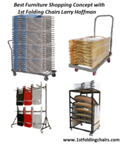 Best Furniture Shopping Concept with 1st Folding Chairs Larry Hoffman