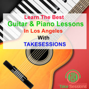 guitar lessons los Angeles | piano lessons los Angeles