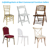 1stfoldingchairs at Best Commercial Furniture Sellers