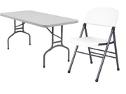 Quick Ship Folding Chairs Tables Larry Hoffman