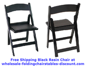 Free Shipping Black Resin Chair at Larry Hoffman