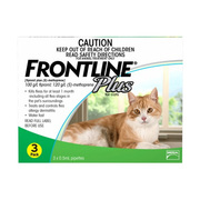 Buy Frontline Plus for Cats Online - BudgetVetCare