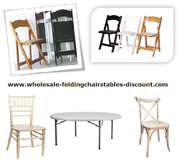 Now Get Fantastic Offers on All Orders for Wholesale Chairs and Tables