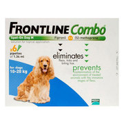 Buy frontline combo for dogs with free shipping