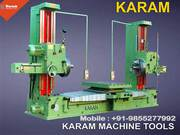 Horizontal Boring Machine-Karam Machine Tools-Vertical Boring Machine
