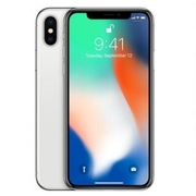 2018 Apple Iphone X Silver 64GB Unlocked Phone
