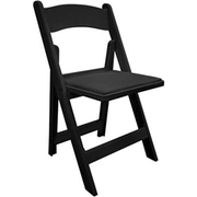 Black Resin Folding Chair at wholesale-foldingchairstables-discount.co