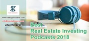 Best Real Estate Investing Podcasts 2018 - Reed Goossens