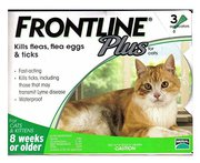Frontline plus Cat | Buy Frontline Plus for Cat Flea and Tick treatmen