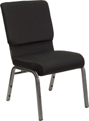 Black Church Chairs